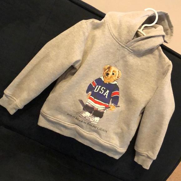Polo By Ralph Lauren Shirts Tops Polo Ralph Lauren Teddy Bear